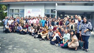 Training of Trainers (ToT) Pembinaan Calon Penatua dan Penatua